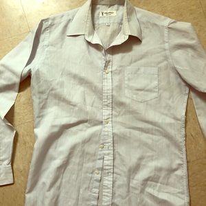 Men's YSL Saint Laurent Dress Shirt